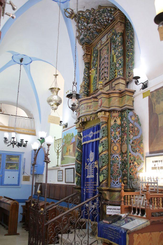 """בית הכנסת האר""""י האשכנזי"""